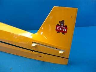 Hangar 9 1/4 Scale Piper Cub ARF Gas R/C Airplane Kit HAN4550 2 stroke