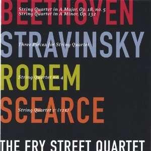 Janacek String Quartet Fry Street Quartet Music