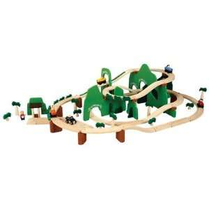 City Road and Rail Play Set   Adventure Toys & Games