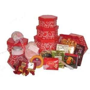 Tower of Love Gift Basket:  Grocery & Gourmet Food