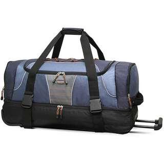 Travelers Club 30 Rolling Duffel Bag