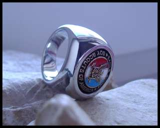 eagle scout ring boy scout of america