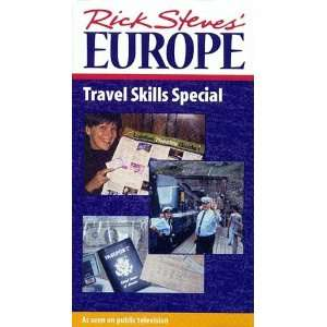 Rick Steves ope Travel Skills Special [VHS] (9780960556892) Rick