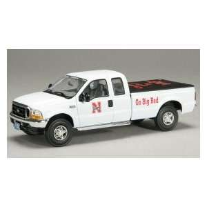 Nebraska Huskers 124 Scale Ford F 250/350 Truck Sports