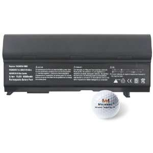Morewer(TM) New Laptop Battery Pack for Toshiba PA3465U