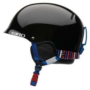 GIRO REVOLVER SKI / SNOWBOARD HELMET Black Bars  W12 361857334510