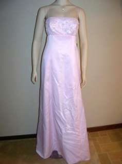 IGNITE EVENINGS Pink Embellished Dress, 5/6 *NWT $150