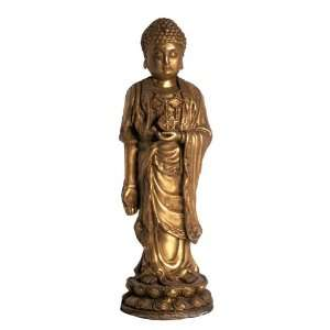 Chinese Quan Yin Buddha Statue: Home & Kitchen