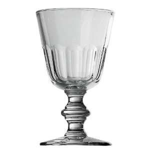 America Retold Perigord 8 ounce Footed Glass Goblet