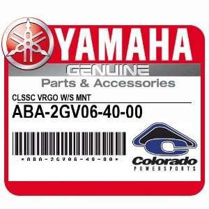 Genuine O.E.M. Yamaha Virago 250 Classic V Windshield