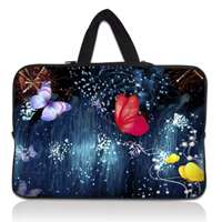 Dragon Fly 17 Laptop Case Bag Cover+Hide Handle Fr 17.3 HP Pavilion