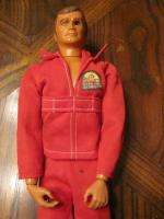 1975 Kenner Universal Six Million Dollar Man Action Figure
