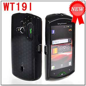 SOFT GEL TPU CASE COVER FOR SONY ERICSSON XPERIA LIVE WITH WALKMAN