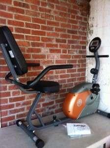 ME 709 Recumbent Exercise Bike Marcy Fitness & Sports