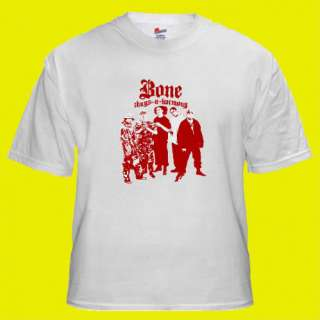 Bone Thugs N Harmony Rap Hip Hop Music T shirt S M L XL