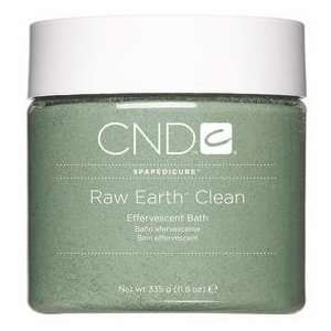 Creative Nail Design RAW EARTH FOOT CLEAN 6.5oz 09150
