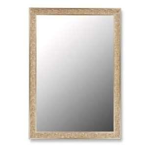 Cameo 35x45 Euro Decor Silver Wall Mirror 271003