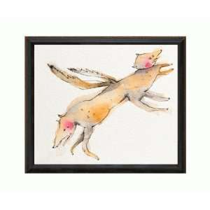 Art Reproduction Oil Painting   Two Headed Dog wi La