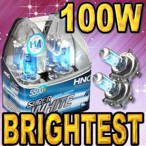 FLHX Street Glide 06 07 08 09 10 Xenon Headlight bulbs H4