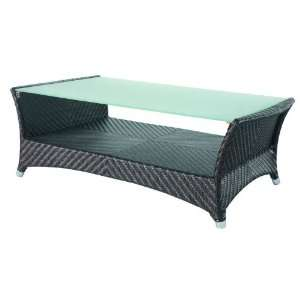 Domus 670330 Dawn Coffee Table Domus Ventures Furniture Resin Wicker
