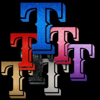 Texas Rangers T Cap Logo 16 Auto Car Truck Window Sticker / Banner
