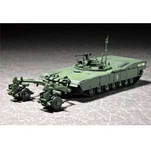 Trumpeter 1/72 M1 Abrams Panther II Mine Clearing Tank Kit
