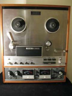 6010 Reel To Reel Tape Recorder / Player   Probably 1970s