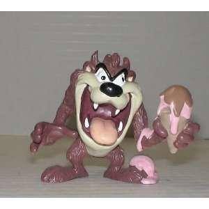 Looney Tunes Tasmanian Devil Pvc Figure Everything Else