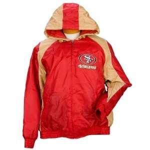 Mens San Francisco 49ers Winter Coat