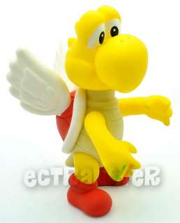 Super Mario Bros 5 RED KOOPA TROOPA FIGURE Doll/MS604