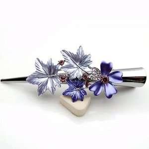 Charming Austrian Crystals Hair Pin Beauty