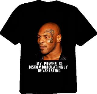 Mike Tyson Funny Quote T Shirt