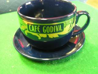 Great California Pantry CAFE GODIVA Cup and Saucer