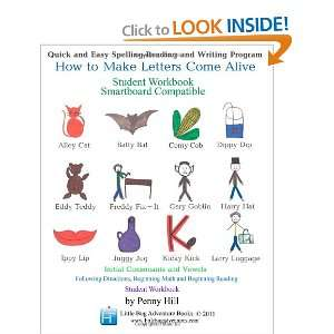 How to Make Letters Come Alive Student Workbook