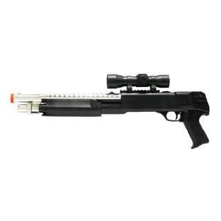 Spring Spec Ops. Pistol Grip Shotgun FPS 350 Airsoft Gun