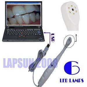 3M USB Dentist Dental Intra Oral Camera Equipment NEW