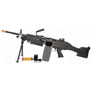 cheap machine gun