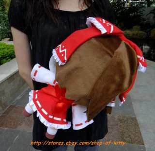 Medium Touhou Project Hakurei Reimu Plush Doll 17High