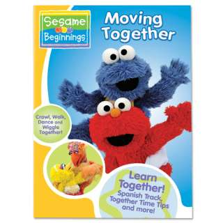 Sesame Beginnings: Moving Together DVD  Shop the Ticketmaster