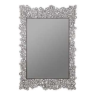 Cooper Classics Kate Wall Mirror   28.5W x 40.5H in. Decor