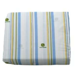 John Deere Bedding Denim Collection 4 Piece Sheet Set, Full Size at