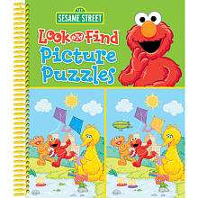 Sesame Street Picture Puzzle Book   Publications International   Toys