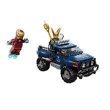 LEGO Marvel Super Heroes The Avengers Lokis Cosmic Cube Escape (6867