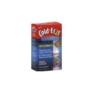 Cold Eeze Cherry Oral Throat Spray, 0.76 oz Health