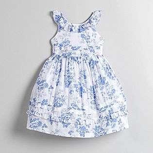 6x Floral Print Dress  Rare Too Clothing Girls Dresses & Skirts