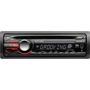 SONY CDX GT250MP CD/MP3 CAR STEREO PLAYER + AUX
