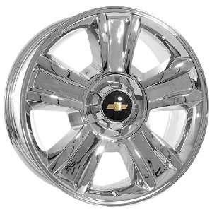 20 Inch Chevy Wheels Rims Chrome (set of 4) Automotive