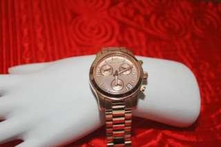 Michael Kors Watch MK5430 Rose Gold EXCELLENT