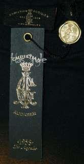 Christian Audigier Skull Roses STONES T SHIRT BLACK XXL