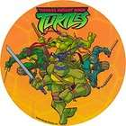 NINJA TURTLES EDIBLE IMAGE CAKE TOPPER DECORATION PARTY